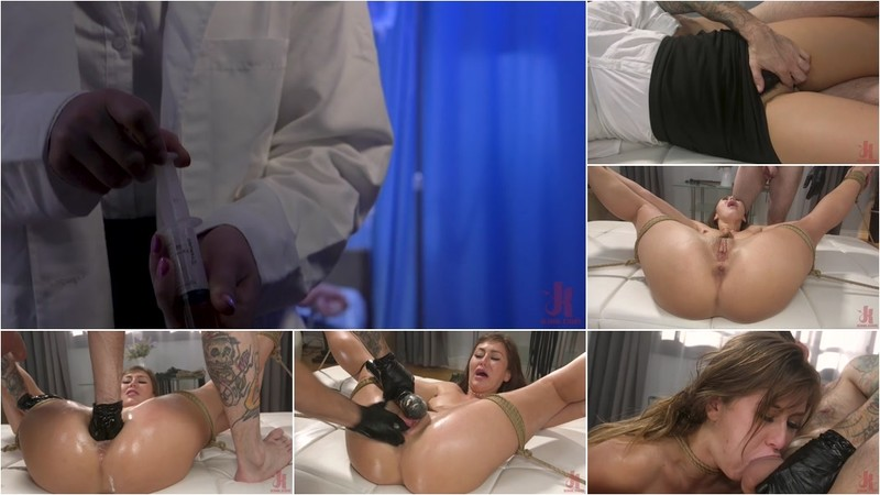 Paige Owens - Doctor's Orders: Paige Owens Fucked and Fisted by Tommy Pistol [HD 720P]