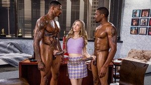 (Blacked) - Blacked Inc 2 - Karla Kush, Jason Luv & Isiah Maxwell [27-10-2019]