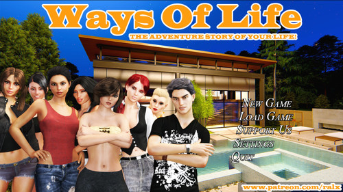 Ways of Life - Version 0.6.1f Cracked + CG by RALX Games Productions