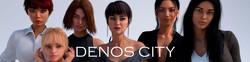 BackHole - Denos City Chapter 2.4
