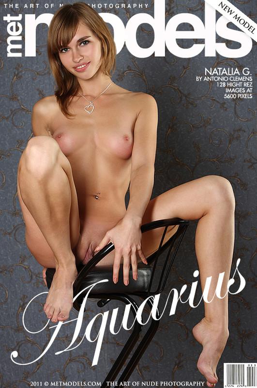 Natalia G - Aquarius (x128)