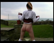 Xerotics Spanking - EllieOutdoorSpanking - Spanking and Whipping