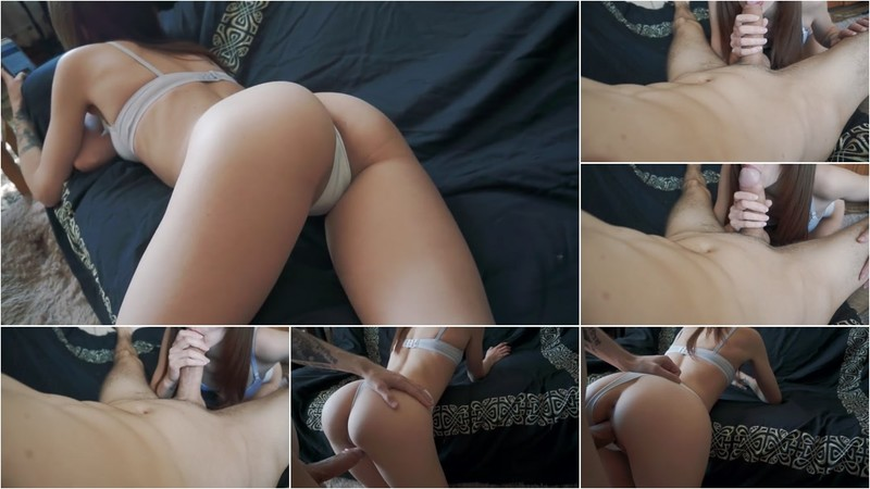MilaGrace - 18 Year old Insta Girl gets Sweet Fucked in Mouth and Pussy ¦ Part 1 [FullHD 1080P]